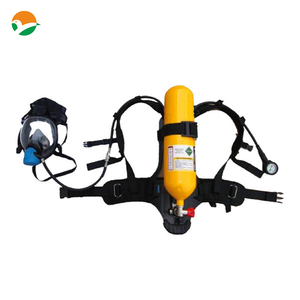 Self-contained breathing apparatus/ SCBA / steel cylinder/ RHZKF-5/30 / positive pressure air respirator