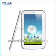 Cheapest 7 inch 2g calling tablet pc replacement screens for tablet pc, bluetooth, wifi,cell phone tablet TP79C