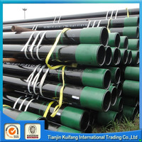 api 5ct j55 steel water well oil casing pipe