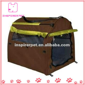 Portable Nylon Dog Kennel Lightweight Waterproof Pet Tent