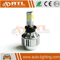Latest hi/lo 2000lm Hi/Lo motorcycle headlight e-marked, off road headlight bulbs, super bright led headlight bulb