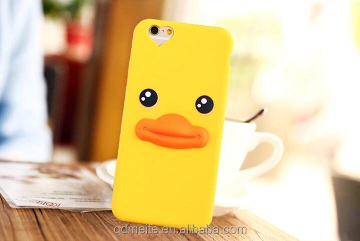 High quality silicone phone case