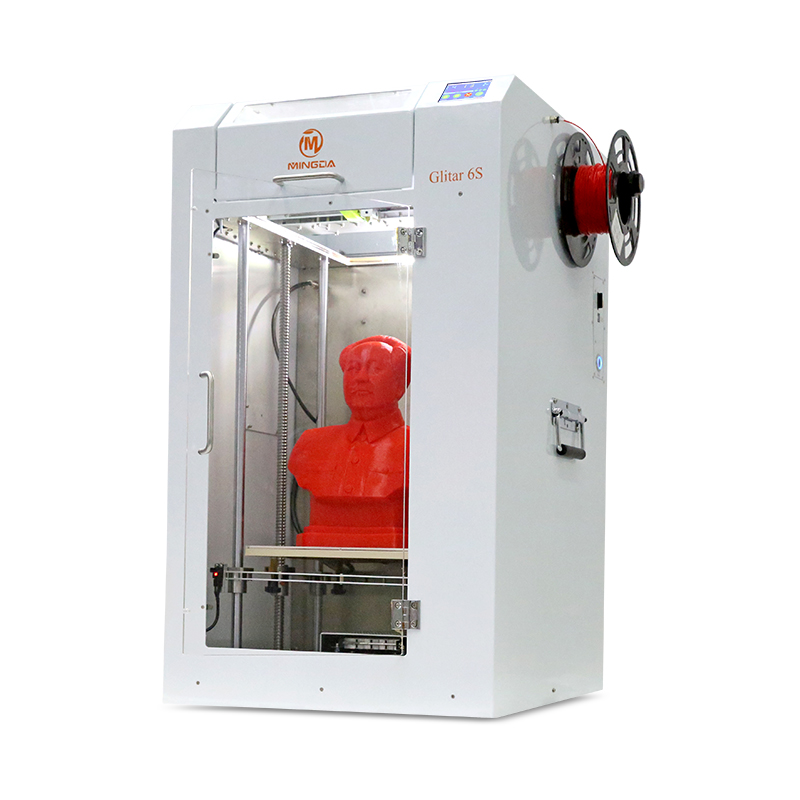 Wholesale price 3d printer machine , high speed MINGDA 6S large 3 d print size