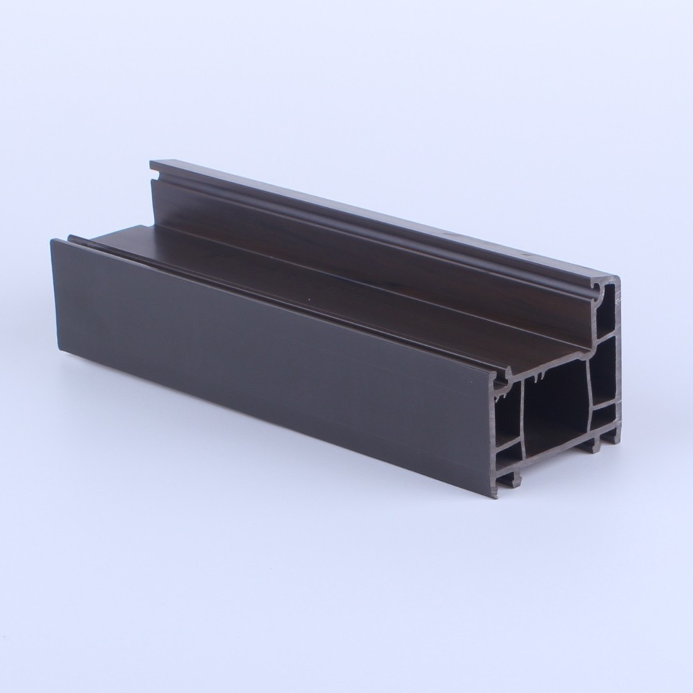 Extrusion profile pvc high weather resistance performance
