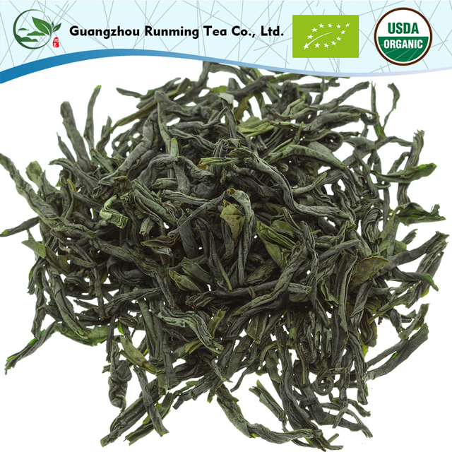 Handmade Premium Anhui Melon Seed (Liu An Guapian) Green Tea Leaves With Private Label