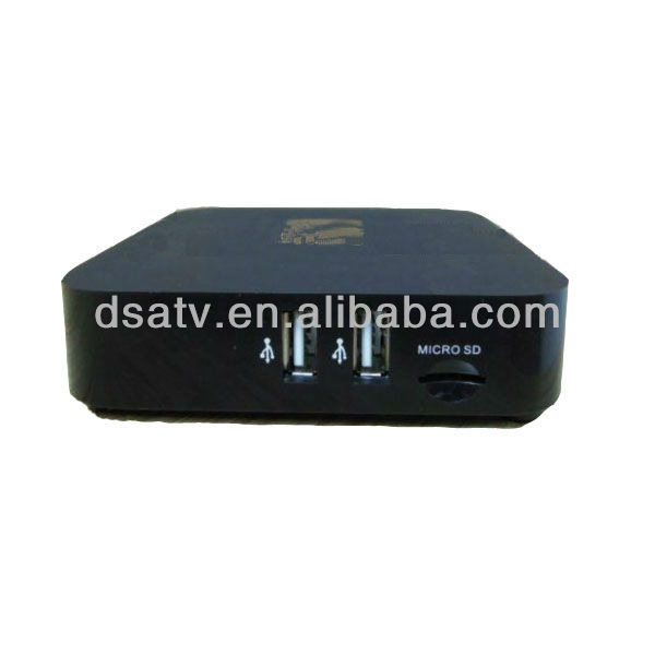 Google Android 4.0 TV Box Internet/Smart Media Streaming For HDTV 1GHz, WiFi