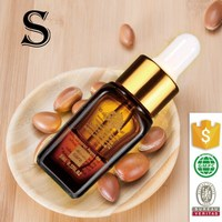 Popular 2016 hot sell private label massage body argan oil
