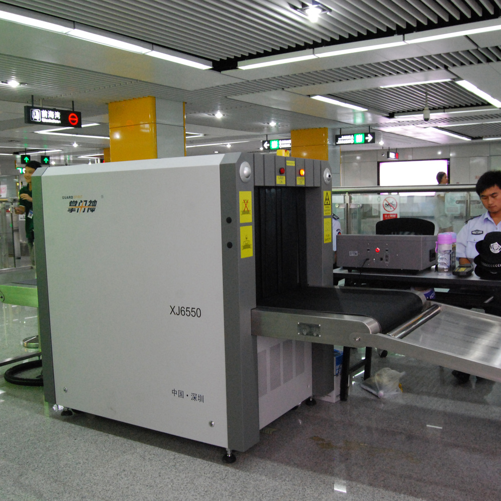 wholesale high standard subway x ray baggage screening machine for security inspection