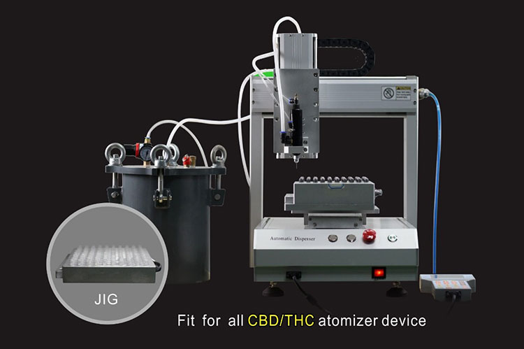 China wholesale high quality Semi automatic hot Selling liquid CBD vaporizer pen oil filling machines