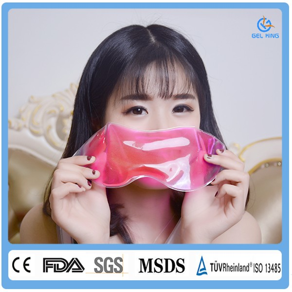 New Products Padded Adhesive Gel Health Medical Eye Mask For Puffy Eyes