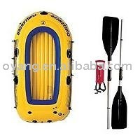 inflatable two persons boats