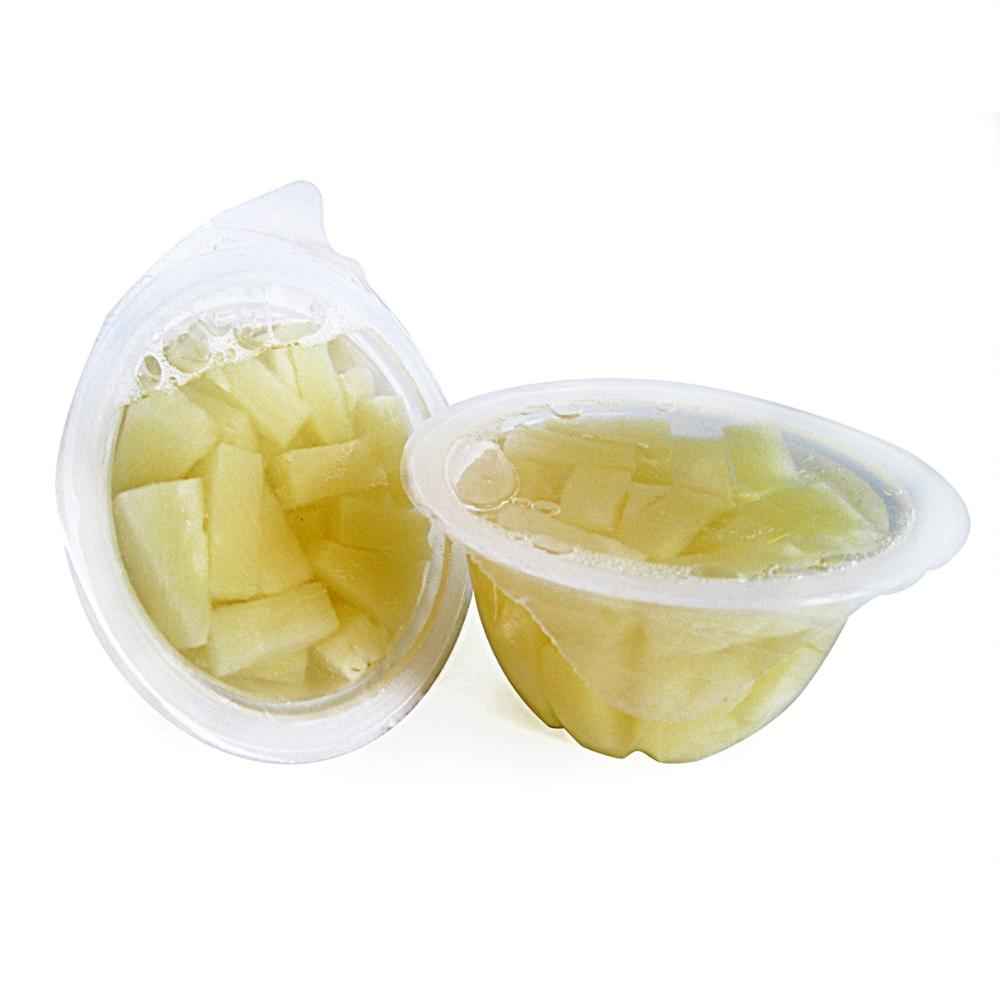 canned fruit (canned pineapple)