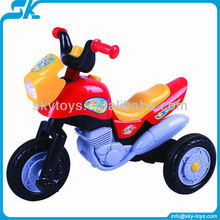 3 wheel children car lovely latest style baby bicycle 2012 New design Plastic Pushing Baby Tricycles with comfortable seater