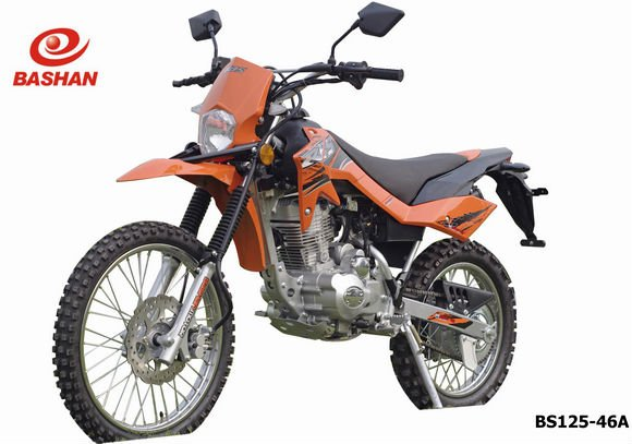 BASHAN New CB125cc mini adult dirt bike