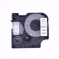 PUTY compatible 12mm 45013 label tape for DYMO label printer