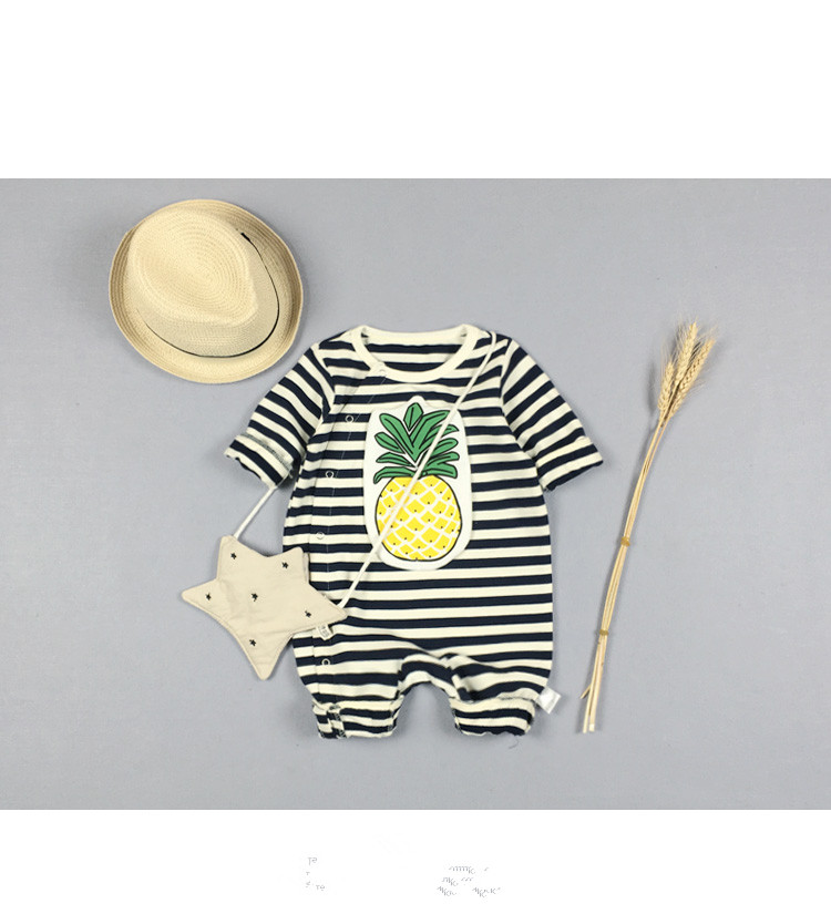 100% cotton baby jogging clothes spring autumn romper 2017 latest high quality OEM China garment factory