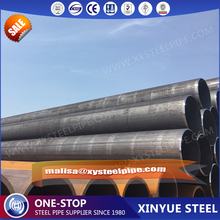 Alibaba.com lsaw erw ssaw steel galvanized pipe for marine construction