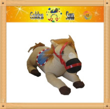 new design lovely plush horse toy