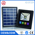 New design outdoor ip65 motion sensor PIR 60 LEDs black led solar flood light