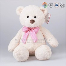 China factory plush cuddly sleeping teddy bear toy