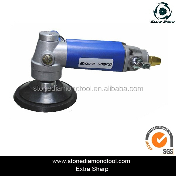 Pneumatic Wet Grinder/sander/polisher for marble granite concrete stone