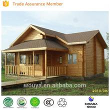 Brand new wooden living house prefab beach wooden house prefabricated luxury villa with high quality