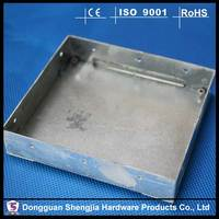 sheet metal case/cases for spare parts