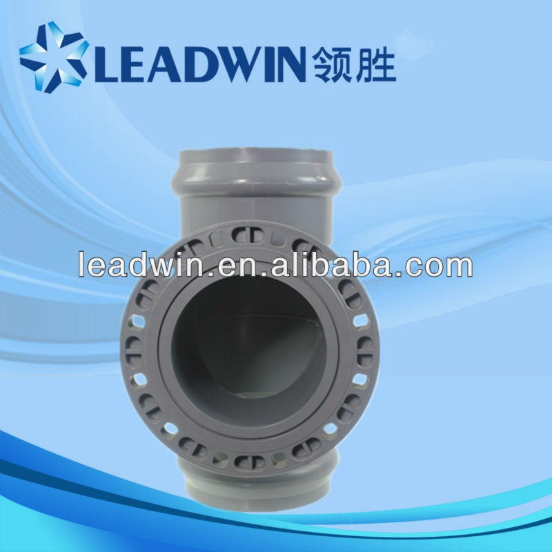 PVC fittings(rubber joint),metric pvc fittings