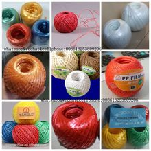 PP twine for baling and binding from Rope Net Vicky // E:ropenet16@ropenet.com