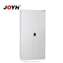 0.7 mm Grey color Stationery Storage Two Doors filing Cabinet
