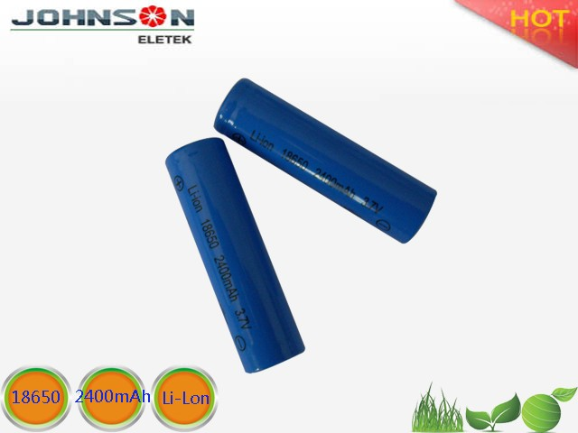 lithium rechargeable battery pack 18650 3.7v