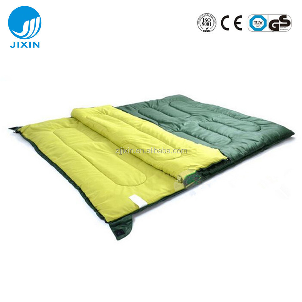 Outdoor Double envelope style sleeping bag