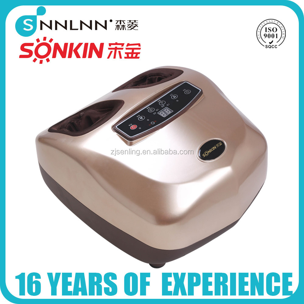 SONKIN health care home & office 3D air pressure roller foot massage