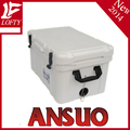 Camping cooler box Ice cooler Cooler box with handle 55L