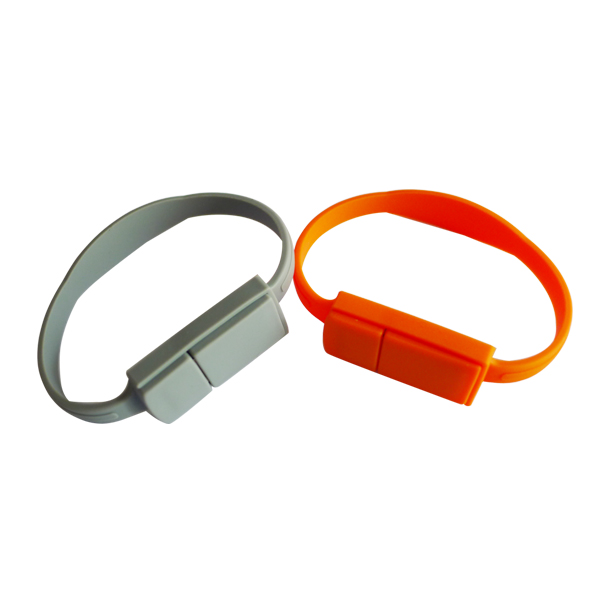 Bracelet usb flash drive Silicone Men wristband usb 256mb flash drive custom color bracelet usb with free logo