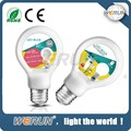 New product!!! CE Approved full side brightness E27 Slim led bulb light