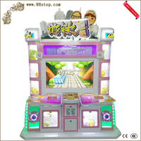 Subway surfers game machine parkour game machine gift game machine