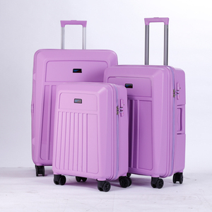 2018 most popular travel luggage bags with trolley travel bag