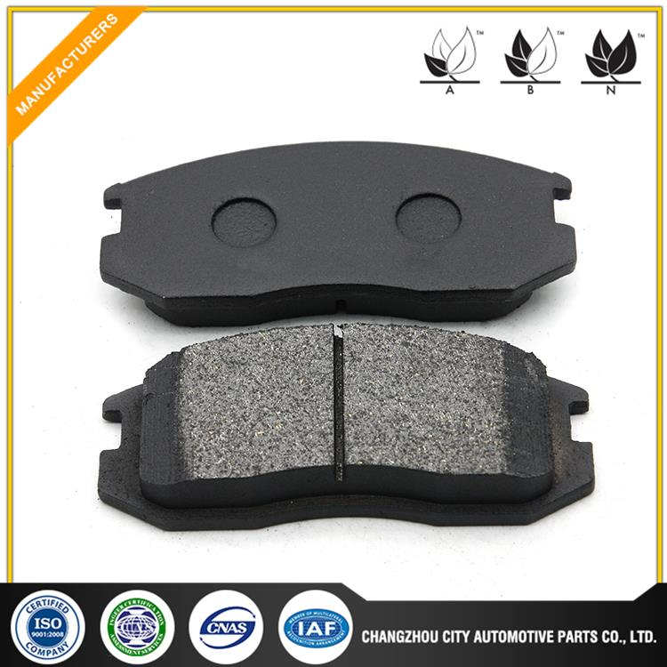 Brand new drum brake pad for chevrolet sail with high quality
