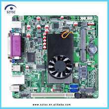 Best Price of POS motherboard/ Intel motherboard Atom D525