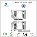 Shipping Labels 8.5x5.5 Self Adhesive