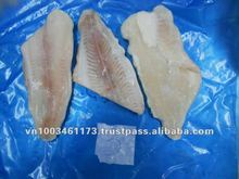 Frozen Pangasius (Basa) Fish Catfish Swai Fish Seafood-Pink untrimmed fillet cutted