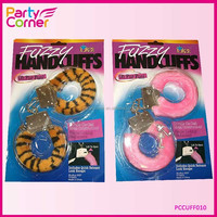 Cheap Fuzzy Handcuffs For Party