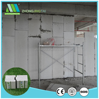 Assemblely Installation Concrete wall panel For Interior wall Exterior wall