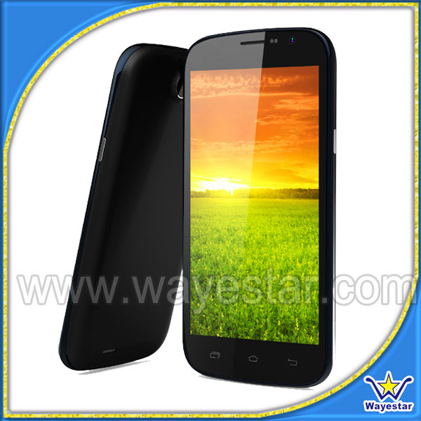 New Arrival 5''QHD IPS MTK6589 quad core 3G WCDMA850/1900/2100MHz bands android 4.2 mobile phone