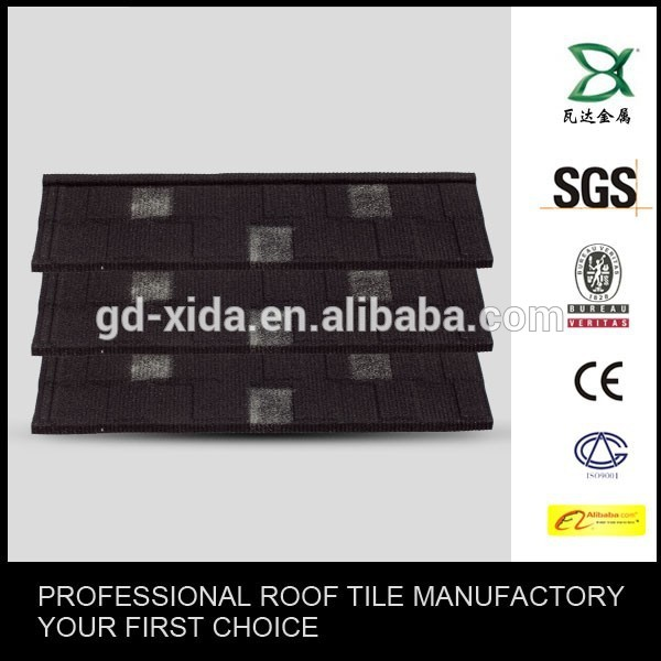 Building roofing material metal roof tile,price of concrete roof tiles