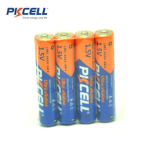 Cheap AAAA LR61 Alkaline Batteries with 4pcs/shrink package