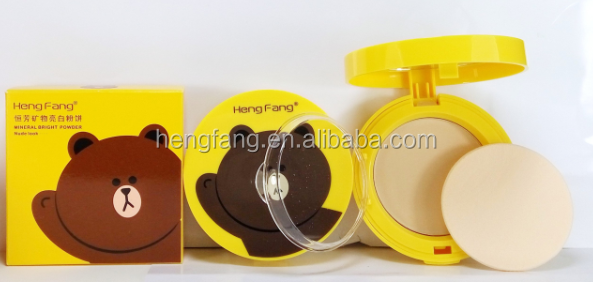 Factory directly provide waterproof kiss beauty foundation