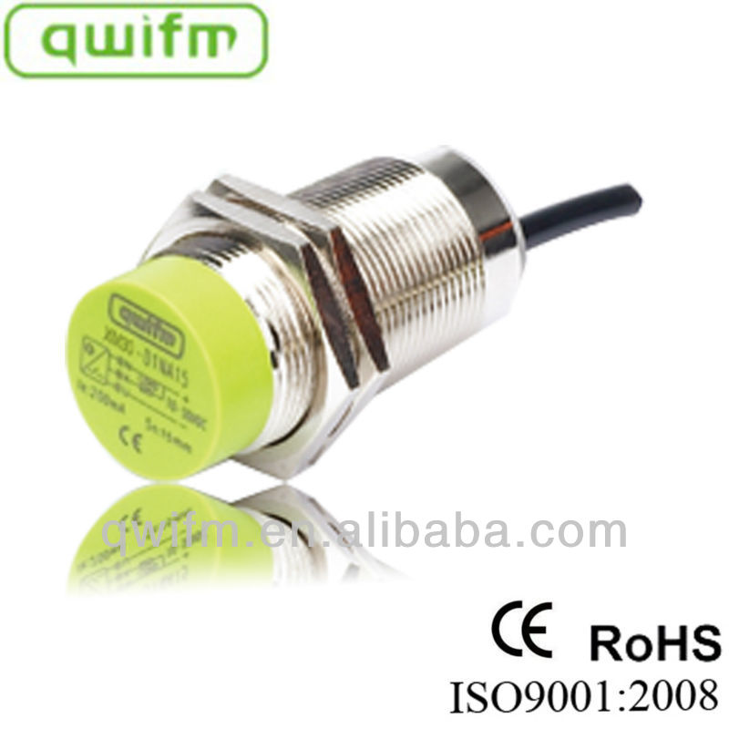 Capacitance Position Sensor for Plastics Industry from qwifm