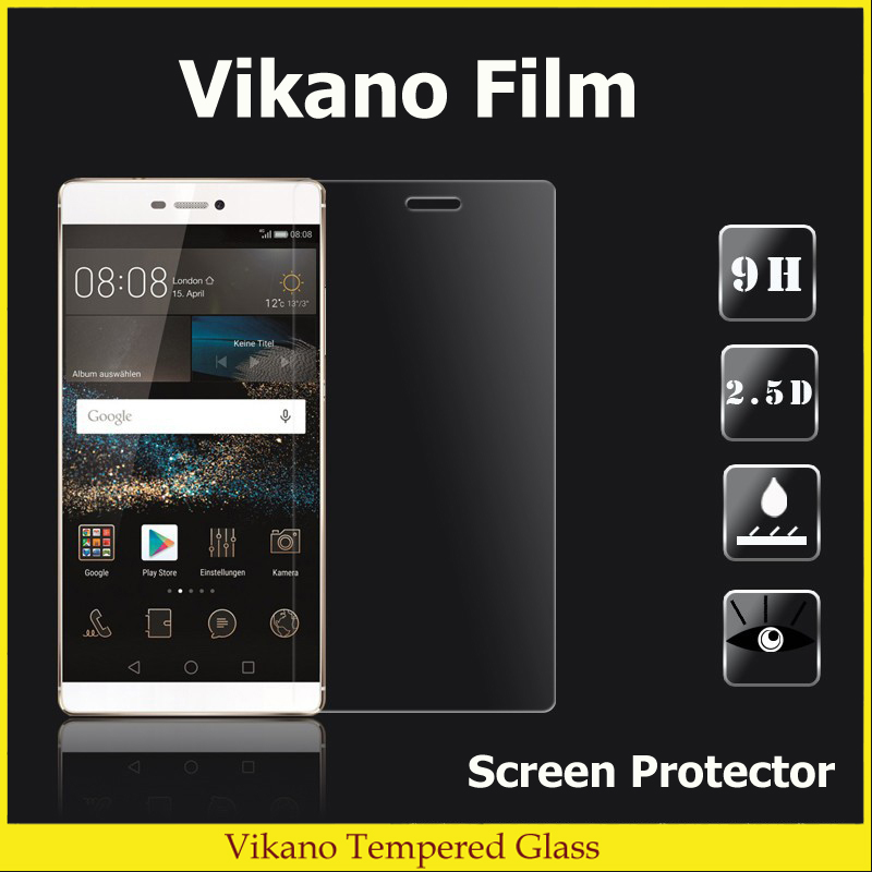 9H hardness 0.33mm high clear holographic screen protector For Lenovo Vibe X3 Youth K51C8 tempered glass